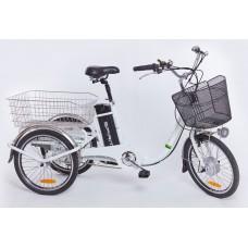 "Elektrobicykel Spirit SHOPPING3, trojkolka, kolesá 20"",  /250W, 36V/18Ah/"