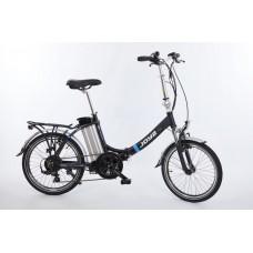 "Elektrický bicykel Spirit JOY2/2018, 20"", čierna /250W, 36V/13Ah/"