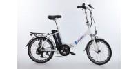 "Elektrický bicykel Spirit JOY2/2018, 20"", biela /250W, 36V/13Ah/"