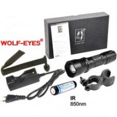 LED Baterka Wolf-Eyes Defender III - XP-L V5 v.2 SET