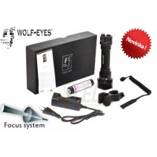 Wolf-Eyes Nite Hunter XP-L V5
