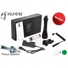 Wolf-Eyes X-Beam XP-L V5