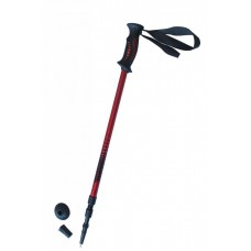 Teleskopické palice HAVEN TREKKING red/black