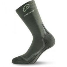 Ponožky WHI 620 Zelené Merino