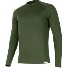 ATAR 6262 zelené vlnené MERINO tričko