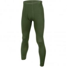 REX 6262 zelené vlnené MERINO spodky