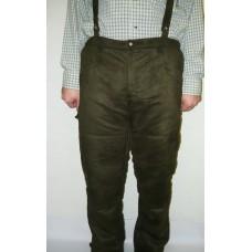 Nohavice DIFTÍN zateplené na traky