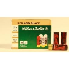 S&B Red&Black 12/4,5mm