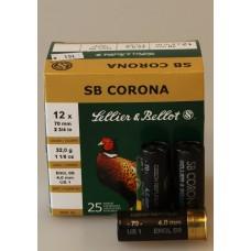 S&B Corona 12/4,0mm