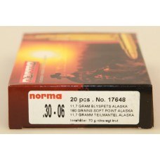 Norma 30-06 Spr Alaska