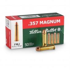 S&B 357 Magnum FMJ