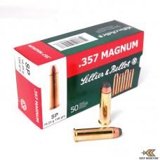 S&B 357 Magnum SP