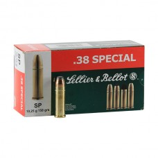 S&B 38 Special SP