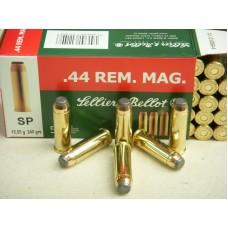 S&B 44 REM. MAG. SP