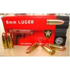 Geco 9mm Luger FMJ